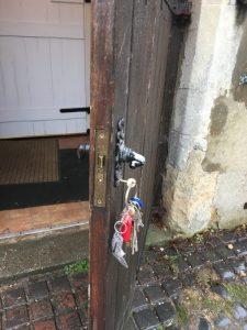 Church Life Door Lock