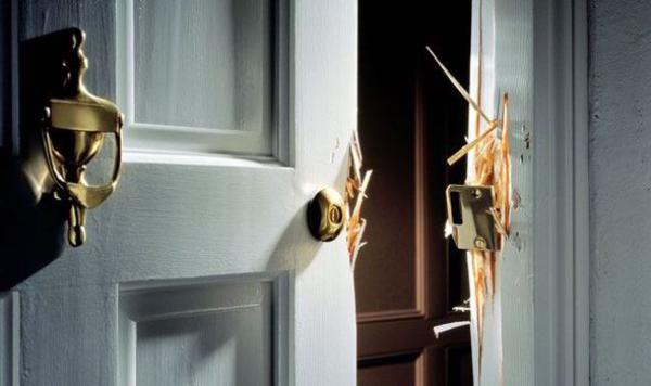 MotionLocks Burglary Emergency