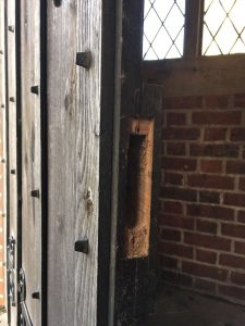 Thaxted Old Door Jam