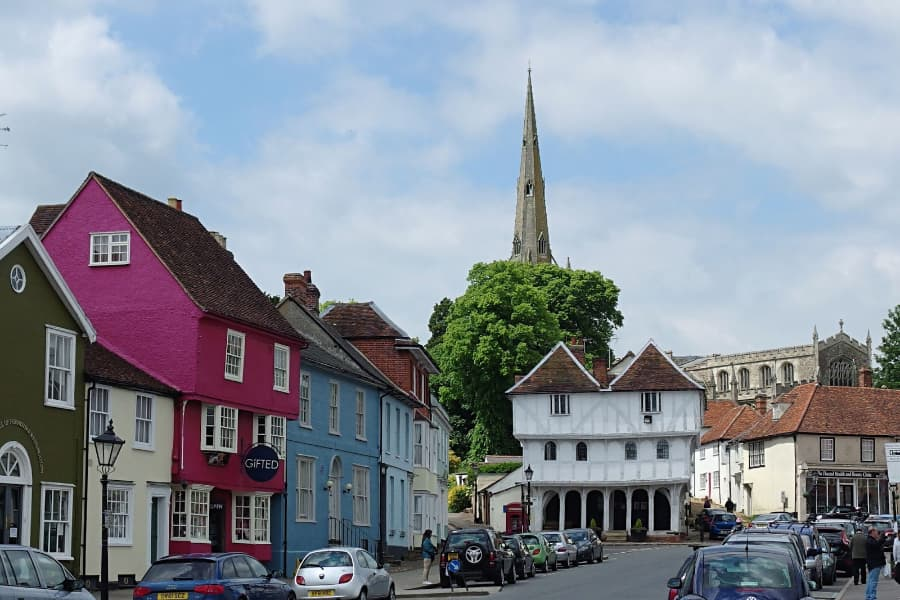 A day in the life - Thaxted
